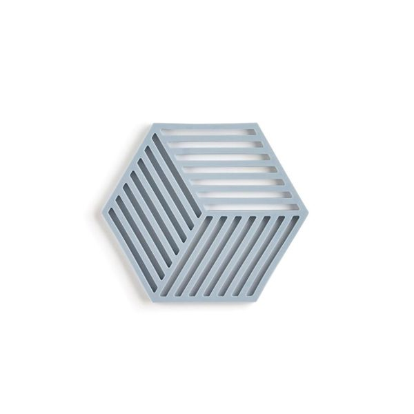 Beetroot Hexagon Silicone Trivet